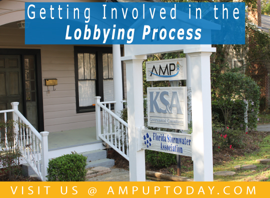 AMP Blog - Getting Involved in the Lobbying Process